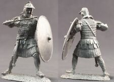tin toy soldiers unpainted  54mm Roman Legionnaire
