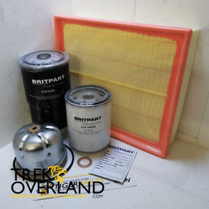 Land Rover Defender Discovery 2 TD5 Service Kit - DA6004