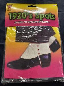 Smiffys 1920s Spats White