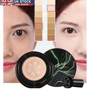 Mushroom Head Air Cushion CC BB Cream Foundation Concealer Moisturizing Makeup