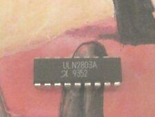 ULN2803A  Eight Darlington array  DIP18 2pcs