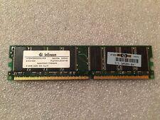 Memoria DDR Infineon HYS64D64320GU-6-B 512MB PC2700 333MHz CL2.5 184-Pin