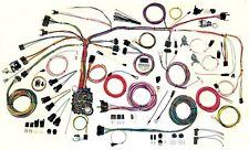 1967-68 Pontiac Firebird American Autowire Wiring Harness