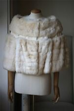 GIAMBATTISTA VALLI CHINCHILLA FUR JACKET IT 44