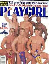 PVT PRIVATE LISTING PLAYGIRL 11-97 W/FREE LAYNE DVD AND PLAYGIRL WINTER 2014