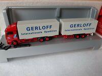 MAN TGX        GKS   Gerloff Int. Spedition Koffer - Tandem  39397 Schwanebeck