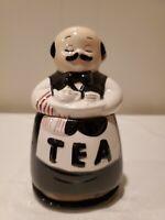 Vintage Waiter Tea Dispenser