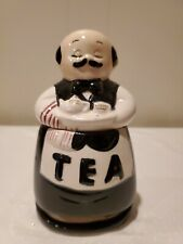 Vintage Waiter Tea Dispenser
