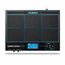 Alesis Samplepad Pro 8-Pad Drum Percussion and Sample-Triggering Instrument