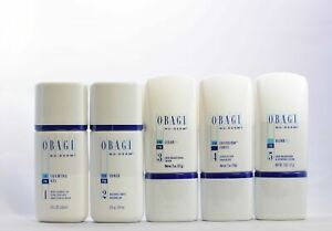 Obagi Fx System, TRAVEL KIT of 5 items for Normal to Oily Skin