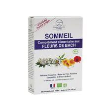 Sleep Dietary Supplement to the Fleurs de Bach 20 Amp