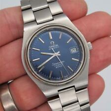 Rare 1970s OMEGA Seamaster Cosmic 2000 Auto Cal.1012 Vintage Gents Watch