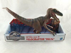 Jurassic World Park Velociraptor Delta Action Figure