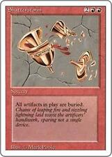 SHATTERSTORM Revised Edition MTG Red Sorcery Unc