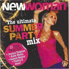 NEW WOMAN ~ Ultimate Party Summer Mix ~ Compilation CD album ~ Like NEW!