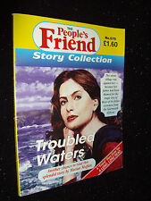 TROUBLED WATERS: MARIAN MOFFATT:PEOPLE'S FRIEND STORY COLLECTION:P/B:1967:RARE!