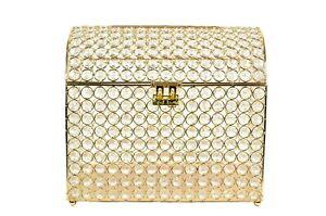 Wedding Money Boxes-Crystal Wedding Money Box