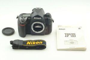 【 MINT w/ STRAP 】 Nikon F6 35mm SLR Film Camera Body from JAPAN #2311