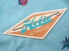 Hobie surf shop surfing surfboard sticker decal longboard 6 inches sweet Dana Ca