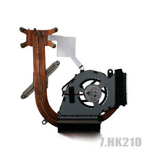 New for SAMSUNG Q430 Q530 Q460 cpu cooling fan with heatsink