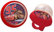 Timbre a Presion Infantil Niño Niña para Manillar Bicicleta Cars 95 Disney 6192