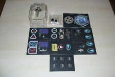 Star Trek Attack Wing OP Prize Ship Assimilated Vessel 64758 Pack+Resource Card