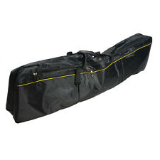 Electric 88 Key Keyboard Piano Organ Carry Bag Case Portable Black Oxford C