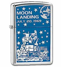 Zippo MOON LANDING 1969  never used/fueled Rare Ltd Edition last one to go