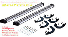 1997 - 2003 FORD F-150 / F-250 (LD) SUPER CAB (ext. cab) - BLADE RUNNING BOARDS