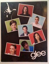Glee 2 Pocket 3 Ring Folder Picture RARE VHTF VTG 2011 Cool! Agron Colfer