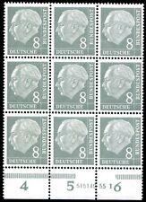 BUND 1954 182 HAN ** POSTFRISCH 515149 55 1  90€(D5206