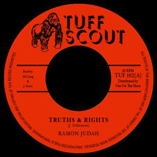 RAMON JUDAH-TRUTHS AND RIGHTS NEUF!!! TUFF SCOUT 102 7""