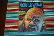 MONSTER WORLD #8 IN FINE CONDITION!!