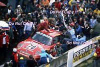 Paul Newman Dick Barbour Racing Porsche 935 Le Mans 1979 Photograph 2