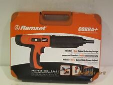 Ramset 16942  Cobra Plus .27 Caliber Semi Auto Powder Actuated Tool-F/SHIP/NISB!