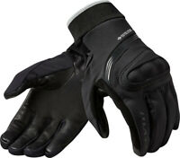 Guanti moto Revit Rev'it Crater 2 nero goretex invernali black winter gloves