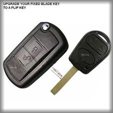3 BUTTON REMOTE FLIP KEY FOB UPGRADE for L322 RANGE ROVER HSE, VOGUE 433Mhz