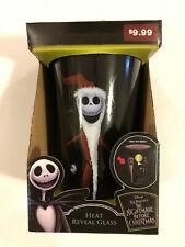 Tim Burton Disney Nightmare Before Christmas Heat Reveal Jack Travel Mug
