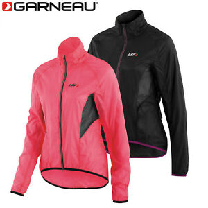 Louis Garneau X-Lite Womens Cycling Jacket - Pink, Black/Purple