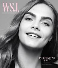 WSJ. Magazine Cara Delevingne Paper Towns NEW
