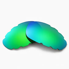 WL Polarized Emeraldine Vented Replacement Lenses For Oakley Juliet Sunglasses