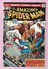 Amazing Spider-Man #126 Marvel Comics 1973 Death of Kangaroo VF-