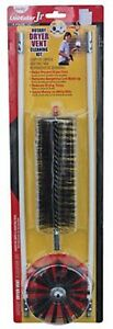 LintEater Jr-- Rotary Dryer Vent Cleaning Kit