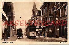 Zwischenkriegszeit (1918-39) Ansichtskarten aus Nordrhein-Westfalen für Architektur/Bauwerk und Straßenbahn