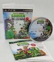 Plants vs. Zombies: Garden Warfare Sony PlayStation 3 PS3 Spiel in OVP PAL CiB