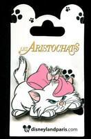 DLP DLRP Paris Aristocats Marie Disney Pin