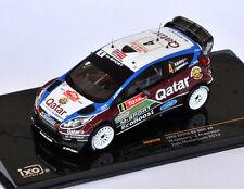 IXO Ford Fiesta RS WRC #4  M. Ostberg Rally Monte Carlo 2013 RAM540 1/43