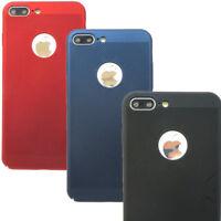 """Pellicola + custodia PERFORATA traspirante rigida per Apple iPhone 7 Plus 5.5"""""""