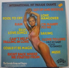 THE CARNABY GROUP INTERNATIONAL HIT PARADE CHANTE SEXY COVER FRENCH LP MUSIDISC