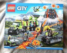 LEGO CITY: VOLCANO EXPLORATION BASE (60124). BRAND NEW IN BOX!